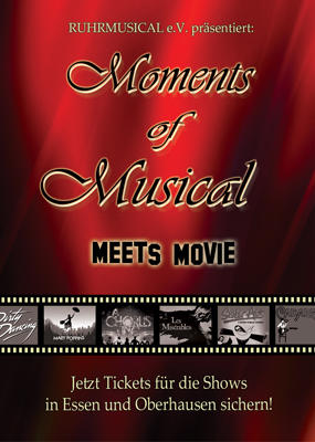 Moments of Musical meets Movie